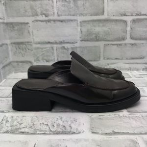 COLE HAAN Vintage Heeled Loafers - Women's Size 7